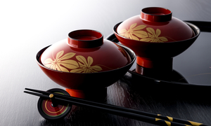 What is Japanese lacquerware(Shikki)?