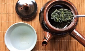 How to brew a cup of Japanese tea well