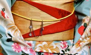 The Origin of Japanese Kimono